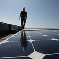 Gavilan College invests in a combined solar and storage project