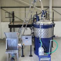 Cleaner conveying at adhesives maker