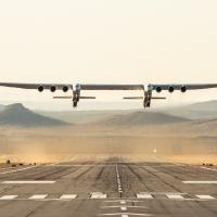 Successful test flight for Stratolaunch