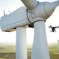 Drone turbine inspection upgrade
