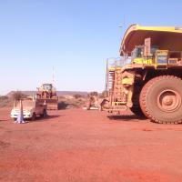 Making haul trucks safer