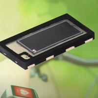 New tiny photodiode