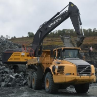 Quarry makes fuel saving