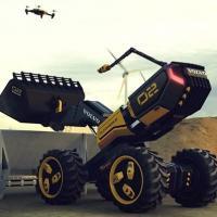 New autonomous wheel loader concept