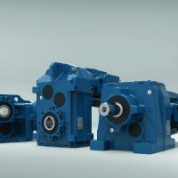 Geared motors with high power density and higher torque ratings