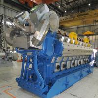 Engine equipment heads to Florida