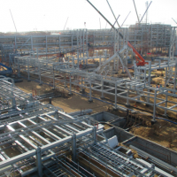 Safer cabling at gas production site