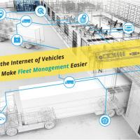 Join the internet of vehicles and make fleet management easier