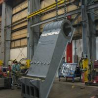 Super-large castings service