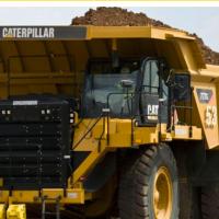 Meet the latest Cat mining truck