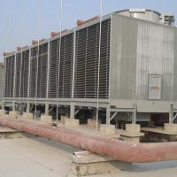 How to install cooling towers in a commercial building