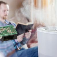 Dust sensor module boosts pollution monitoring