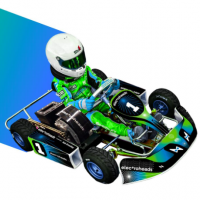 All-new e-kart from Electroheads