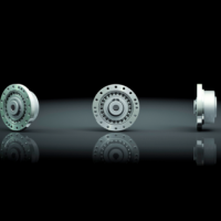 High precision for handling systems
