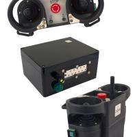 New radio remote controls for hoists and cranes