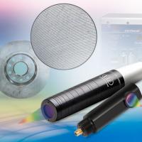Sensor has a measuring range of 100µm