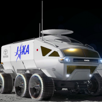 Off-world rover plan from JAXA and Toyota
