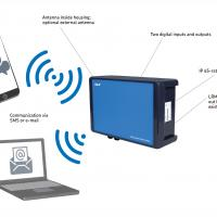 New remote monitor for automatic lubrication systems