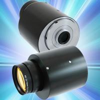 Flexible format radiation resistant lens resolve optics
