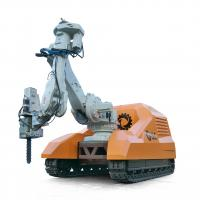 Power industry first sees robotic excavator