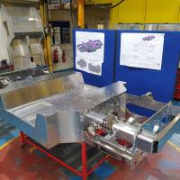 New prototype chassis from Tecosim