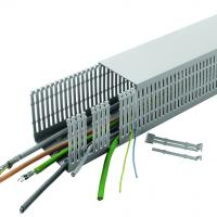 UL- and VDE-certified cabling ducts