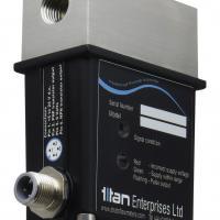 Process-ready ultrasonic flowmeter