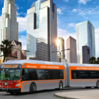 LA's buses are on the road to zero emissions