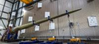 Wind turbine blade prototype passes initial tests