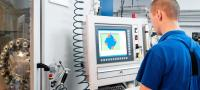 Flexible manufacturing through automated engineering