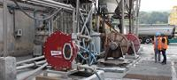 Durable Hose Pumps Transfer Abrasive Slurry