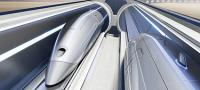Hyperloop offers rapid travel and reductions in harmful emissions