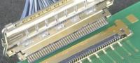 Connector has full 360-degree EMI shielding