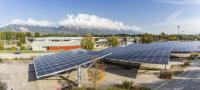 French solar car parks go live