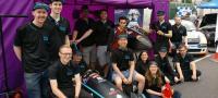 Industrial 3D print brings student racing car dream to life